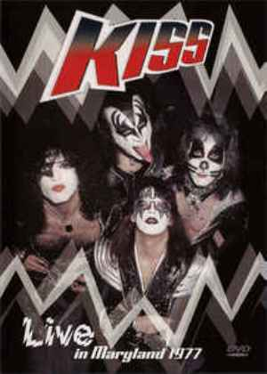 Live in Maryland 1977 - KISS