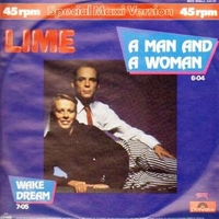 A man and a woman - LIME