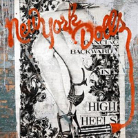 Dancig backward in high heels - NEW YORK DOLLS