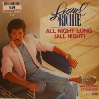 All night long (all night) (special remix 6:18) - LIONEL RICHIE