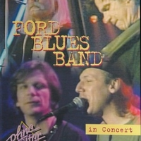 Ford blues band in concert ohne filter - ROBBEN FORD