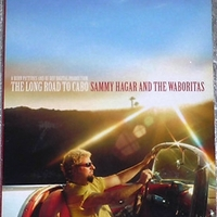 The long road to Cabo - SAMMY HAGAR