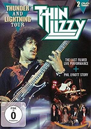 Thunder and lightning tour - THIN LIZZY