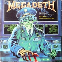 Holy wars...the punishment due - MEGADETH