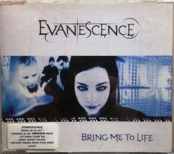 Bring me to life (3 tracks+1 video track) - EVANESCENCE