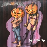 Just a little sign (3 tracks+video track) - HELLOWEEN