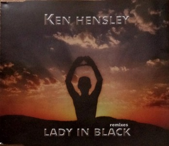 Lady in black remixes (4 vers.) - KEN HENSLEY (ex Uriah Heep)