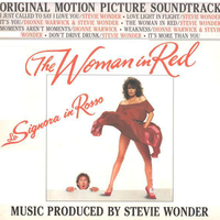 The woman in red (o.s.t.) - STEVIE WONDER \ various