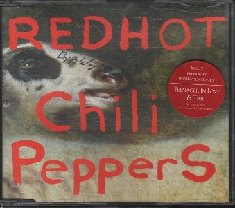 By the way (3 tracks) - RED HOT CHILI PEPPERS