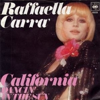 California\Dancing in the sun - RAFFAELLA CARRA'