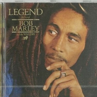 Legend - The best of Bob Marley and the Wailers - BOB MARLEY