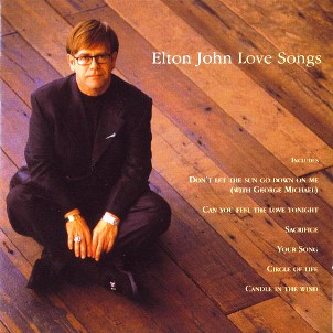Love songs - ELTON JOHN