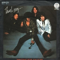 Waiting for an alibi \ With love - THIN LIZZY