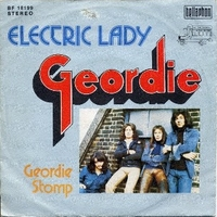 Electric lady \ Geordie stump - GEORDIE