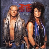 Time \ Get out - M.S.G. (McAuley Schenker group)