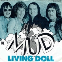 Living doll \ Blue moon - MUD