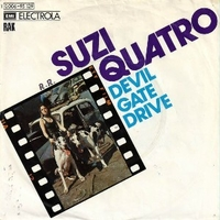Devil gate drive \ In the morning - SUZI QUATRO