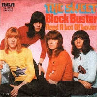 Block buster \ Need a lot of lovin' - SWEET