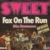 Fox on the run \ Miss Demeanor - SWEET