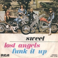 Lost angels \ Funk it up - SWEET