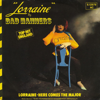 Lorraine\Here comes the major - BAD MANNERS