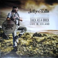 Thick as a brick live in Iceland - JETHRO TULL
