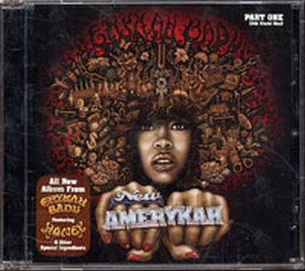New Amerykah part one (4th world war) - ERYKAH BADU
