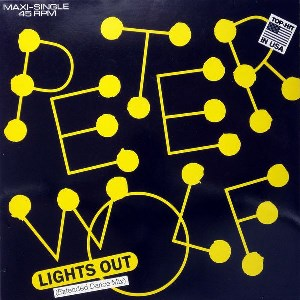 Lights out (ext.dance mix) - PETER WOLF