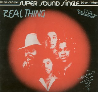 Boogie down (get funky now) - REAL THING