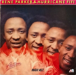 Action - RENE PARKER & HURRICANE FIFI