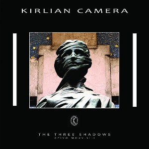 The three shadows - KIRLIAN CAMERA