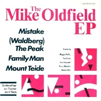 The Mike Oldfield ep (Mistake) - MIKE OLDFIELD