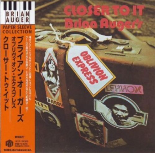 Closer to it - BRIAN AUGER \ Oblivion express