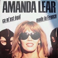 Ca m'est égal \ Made in France - AMANDA LEAR