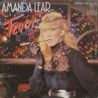 Fever \ Red tape - AMANDA LEAR