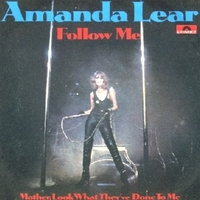 Follow me \ Mother, look what they've done to me - AMANDA LEAR