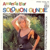 Solomon gundie \ Rockin' rollin' (I hear you nagging) - AMANDA LEAR
