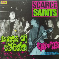 Scarce saints-Hymns of blivion 1977/1981 - SAINTS