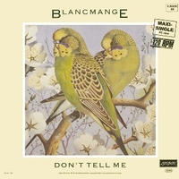 Don't tell me - BLANCMANGE