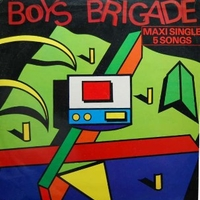 The passion of love (5 tracks) - BOYS BRIGADE
