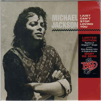I just can't stop loving you \ Baby be mine - MICHAEL JACKSON