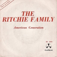 American generation \ Music man - RITCHIE FAMILY