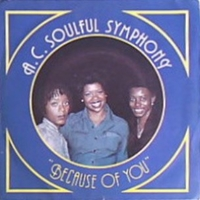 Because of you\ More - A.C. SOULFUL SYMPHONY