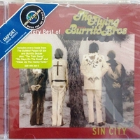 Sin city \ The very best of Flying Burrito brothers - FLYING BURRITO BROTHERS