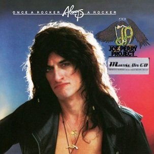 Once a rocker, always a rocker - JOE PERRY project