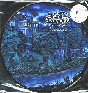 Voodoo (collector's edition) - KING DIAMOND