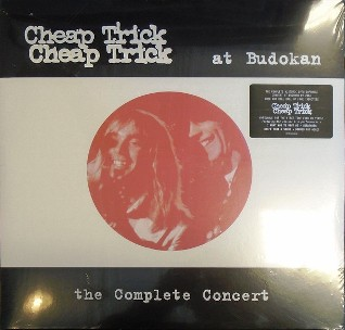 At Budokan-The complete concert - CHEAP TRICK