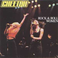 Rock & roll women - CHEETAH