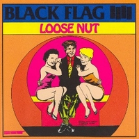Loose nut - BLACK FLAG
