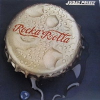 Rocka-rolla - JUDAS PRIEST